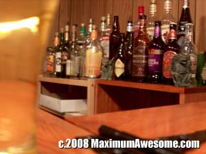 build your own backbar wood
