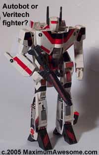 Jetfire: Autobot or Veritech fighter?