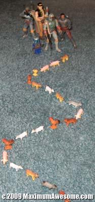 farm animals: a gay old plan