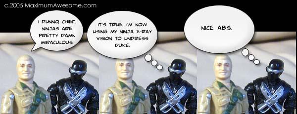 Duke and Snake Eyes, G.I. Joe