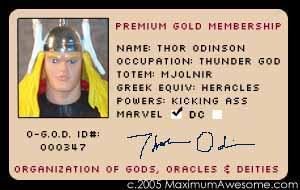 god membership card pic
