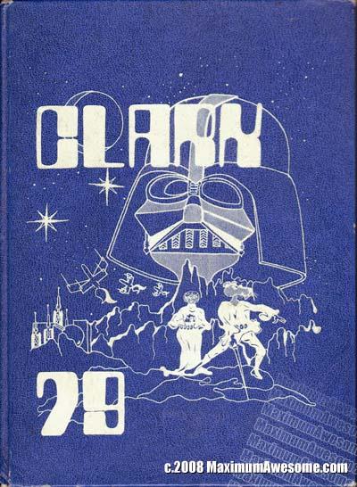star wars yearbook darth vader