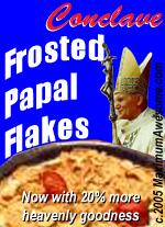 Papal Flakes image