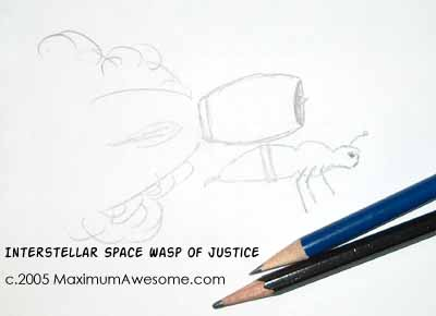 space wasp of justice pic