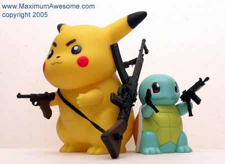 Imagenes pokemon graciosas S2-pikachu
