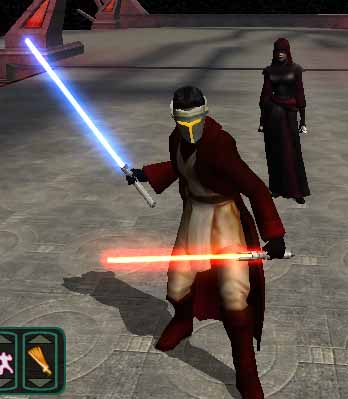 Star Wars Knights of the Old Republic 2 Characters