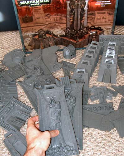 Fortress of Redemption by Games Workshop