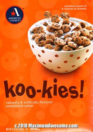 kookies generic no frills cookie crisp maximum awesome