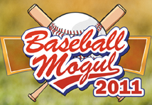 Baseball Mogul 2011 GM simulator